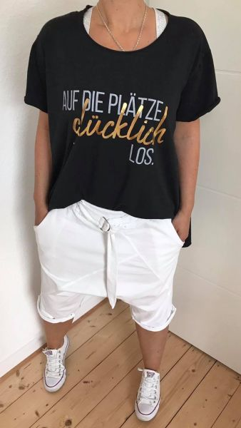 Shorts BAGGY white