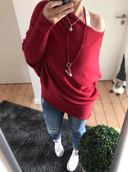 Kette CHUCK red