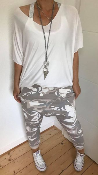 Jogger BAGGY CAMOUFLAGE